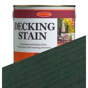 Decking Stain - Dark Green