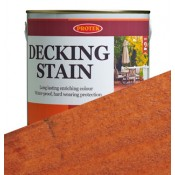 Decking Stain - Golden Cedar