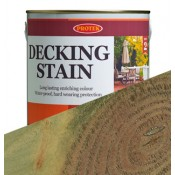 Decking Stain - Light Green