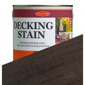 Decking Stain - Nut Brown