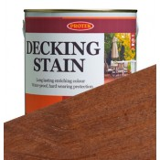 Decking Stain - Rustic Oak
