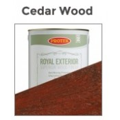 Royal - Cedar Wood