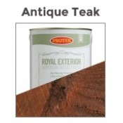 Royal - Antique Teak