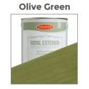 Royal - Olive Green