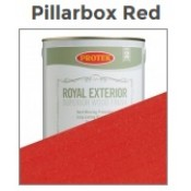Royal - Pillarbox Red