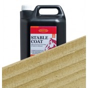 Stable Coat Clear - 5 Litres