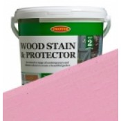 Wood Protector - Baby Pink