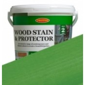 Wood Protector - Grass Green
