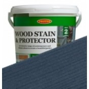 Wood Protector - Peacock Blue