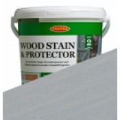 Wood Protector - Sky Grey Blue
