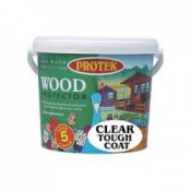Clear Tough Coat - 5 Litres