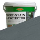 Wood Protector - Gun Metal Grey