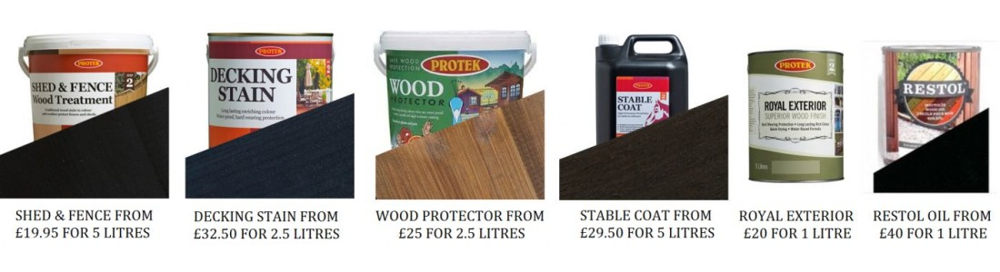 Shed Paint Prices