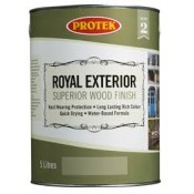 Royal Exterior Clear - 1 Litre