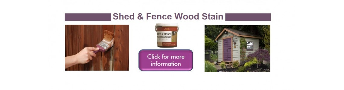 Shed & Fence