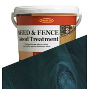 Shed & Fence Dark Blue