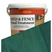 Shed & Fence Dark Green