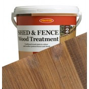 Shed & Fence Golden Brown