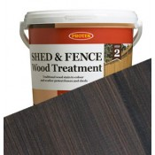 Shed & Fence Nut Brown