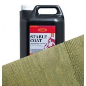 Stable Coat Light Green